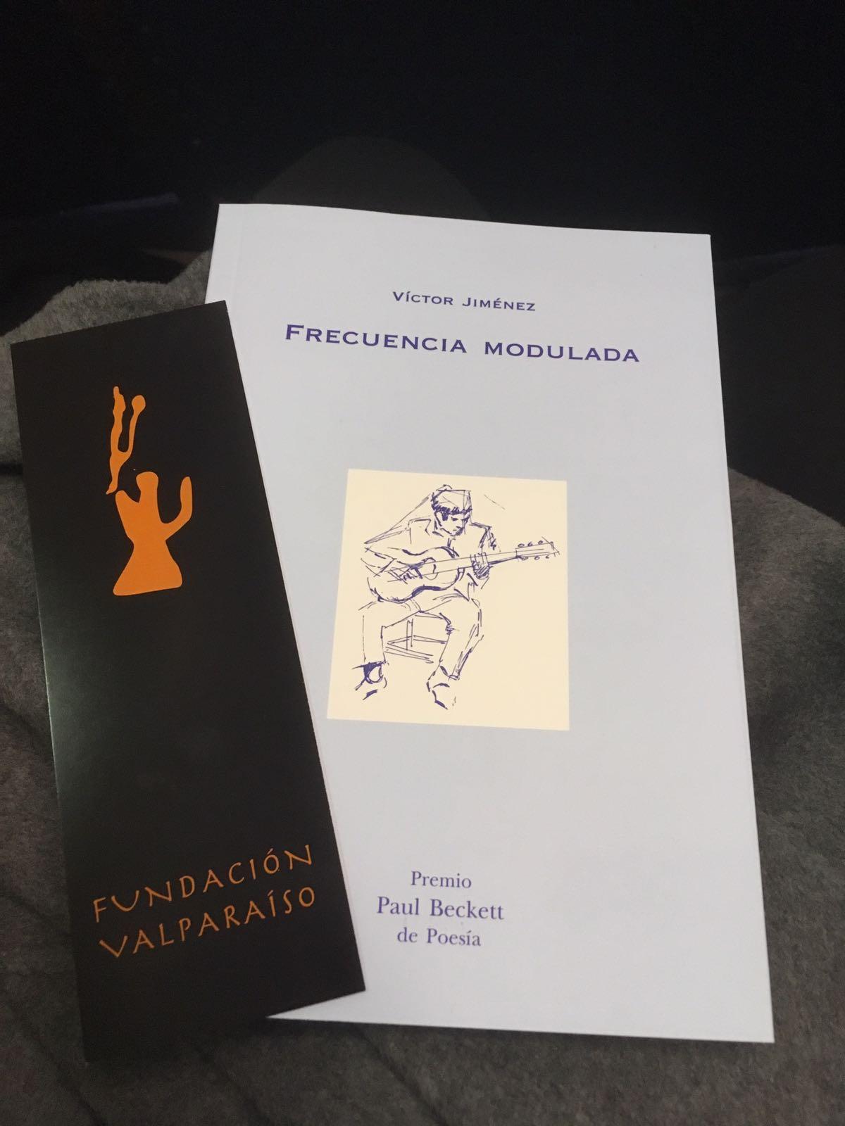 20 aniversario de nuestro Premio de Poesía Paul Beckett