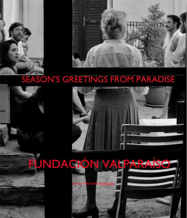 Season's greetings from paradise