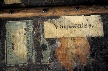 Boligreportage Spanien. Fundacion Valparaiso. Living. Magasiner