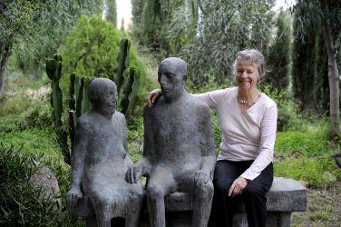 Boligreportage, Mojacar, Sydspanien. Beatrice Beckett. Privatbolig. Living. Magasiner.